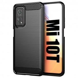 Etui CARBON do Xiaomi Mi 10T / Mi 10T Pro Black