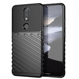 Etui Thunder do Nokia 2.4 Black