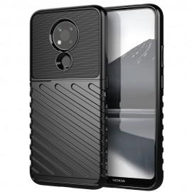 Etui Thunder do Nokia 3.4 Black