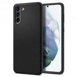 Etui Spigen do Samsung Galaxy S21+ G996 Liquid Air Matte Black