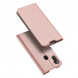 Etui DuxDucis SkinPro do Samsung Galaxy A11 A115 / M11 M115 Rose Gold