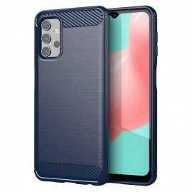 Etui Carbon do Samsung Galaxy A32 A326 Blue