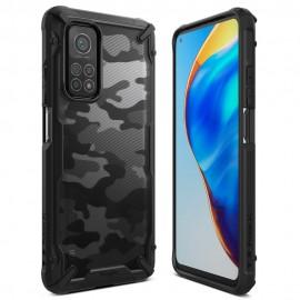 Etui Rearth Ringke do Xiaomi 10T / Mi 10T Pro Fusion-X Camo Moro Black