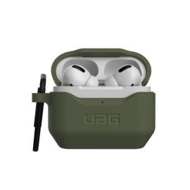 Etui UAG do Słuchawek Airpods Pro Silicone Olive