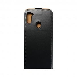 Kabura Pionowa do Samsung Galaxy A11 A115 Black