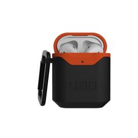 Etui UAG do Słuchawek Airpods 1/2 Hard Case V2 Black/Orange
