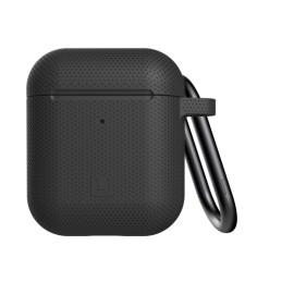 Etui UAG do Słuchawek Airpods 1/2 U Dot Silicone Black
