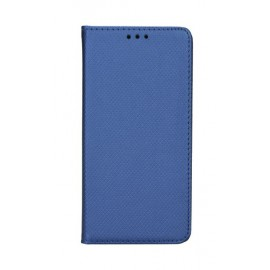Etui Smart Book do Motorola Moto G8 Power Lite Blue