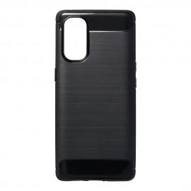Etui Carbon do Oppo Reno 4 Pro Black