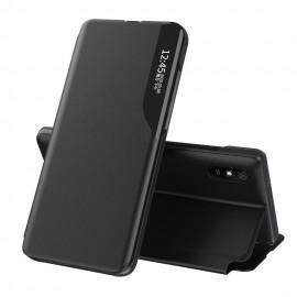 Etui Eco Leather View Book do Xiaomi Pocophone Poco X3 NFC Black
