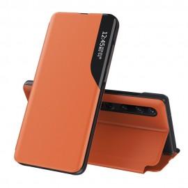Etui Eco Leather View Book do Xiaomi Mi 10T / Mi 10T Pro Orange