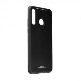 Etui Glass Case do Huawei Y6P Black