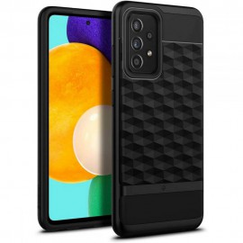 Etui Caseology do Samsung Galaxy A52 A526 Parallax Matte Black