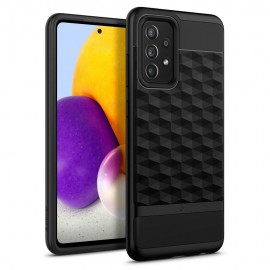 Etui Caseology do Samsung Galaxy A72 A725 Parallax Matte Black