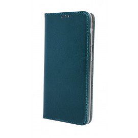 Etui Magnet Book do Samsung Galaxy A02s A025 Dark Green