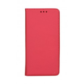 Etui Smart Book do Motorola Moto E7 Power Red