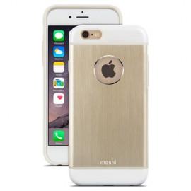 """Moshi iGlaze Aluminum Armour iPhone 6 4,7"""" Gold"""