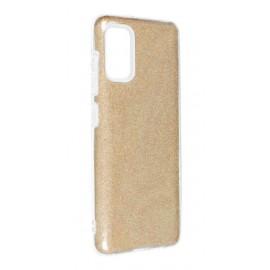 Etui Shining do Xiaomi Redmi Note 10 Pro Gold