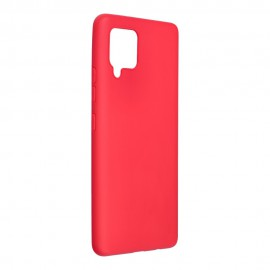 Etui Forcell Soft do Samsung Galaxy A42 A426 Red