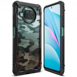 Etui Rearth Ringke do Xiaomi Mi 10T Lite Fusion-X Camo Moro Black