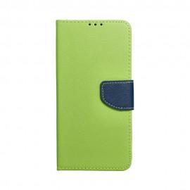 Etui Fancy Book do Samsung Galaxy A71 A715 Lime