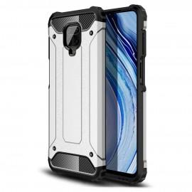Etui Armor do Xiaomi Redmi Note 9S / Redmi Note 9 Pro Silver