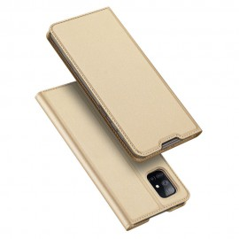 Etui DuxDucis SkinPro do Samsung Galaxy A51 5G A516 Gold