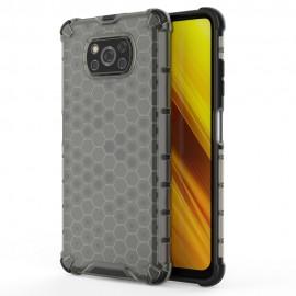 Etui Honeycomb do Xiaomi Poco X3 NFC Black