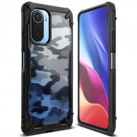 Etui Rearth Ringke do Xiaomi Mi 11i / Poco F3 Fusion-X Camo Moro Black