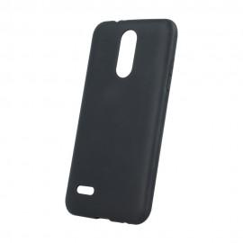 Etui Matt TPU do Samsung Galaxy A12 A125 Black
