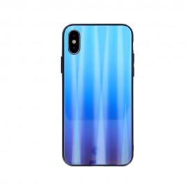 Etui Aurora Gradient do Samsung Galaxy A12 A125 / M12 Blue