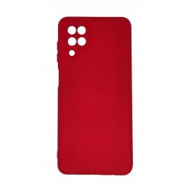 Etui Silicon do Samsung Galaxy A12 A125 / M12 Red