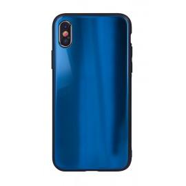 Etui Aurora Glass do Samsung Galaxy A42 A426 Blue