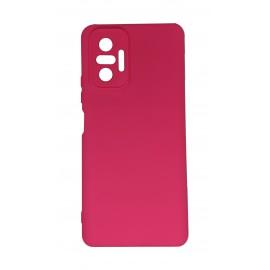 Etui Silicon do Xiaomi Redmi Note 10 Pro Pink