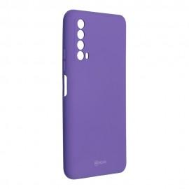 Etui Roar do Huawei P Smart 2021 Jelly Violet