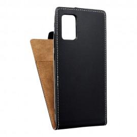 Kabura Pionowa do Samsung Galaxy A02s A025 Black