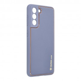 Etui Forcell Leather Case do Samsung Galaxy S21 G991 Blue