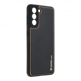 Etui Forcell Leather Case do Samsung Galaxy S21 G991 Black