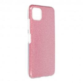 Etui SHINING do SAMSUNG Galaxy A22 5G A226 Pink