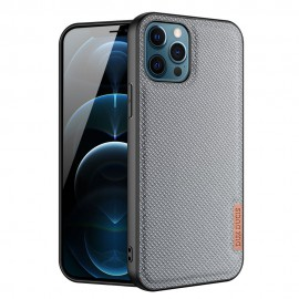 Etui DuxDucis do iPhone 12 / 12 Pro Fino Crystal Blue
