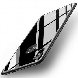 Etui MSVII do Xiaomi Mi8 SE Black Glass