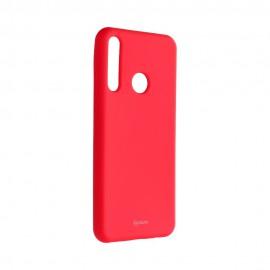 Etui Roar do Huawei Y6P Jelly Pink