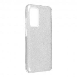 Etui Shining do Xiaomi Mi 10T / Mi 10T Pro Silver