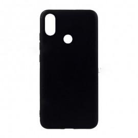 Etui Matt TPU do Xiaomi Mi A2 Lite / Redmi 6 Pro Black