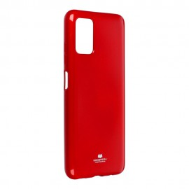 Etui Mercury do Samsung Galaxy A03s Jelly Case Red