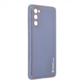 Etui Forcell Leather Case do Samsung Galaxy S20 FE G780 Blue