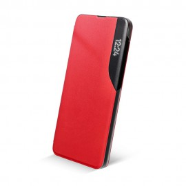 Etui Smart View Book do Samsung Galaxy A03s Red