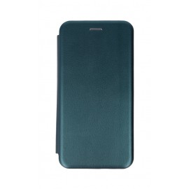 Etui Smart Diva Book do iPhone 13 Mini Dark Green