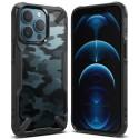 Etui Rearth Ringke do iPhone 13 Pro Max Fusion-X Camo Moro Black