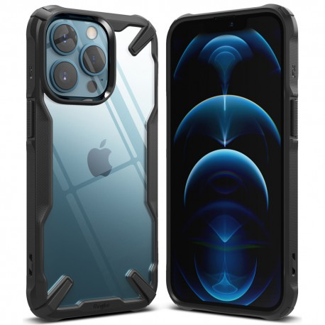 Etui Rearth Ringke do iPhone 13 Pro Max Fusion-X Black